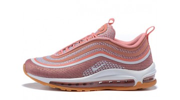 Кроссовки женские Nike Air Max 97 Ultra Metallic Rose Gold Pink