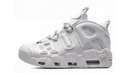 Nike Air More Uptempo 96 Pure White