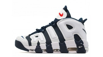 Кроссовки женские Nike Air More Uptempo 96 Olympic Blue