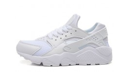 Nike Air Huarache All White белые