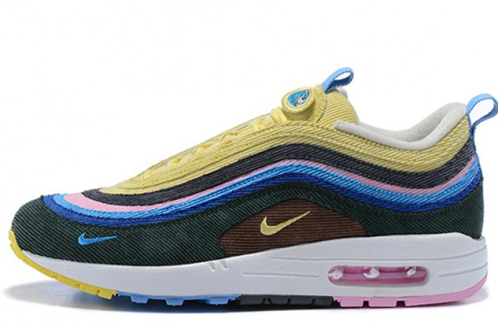 Кроссовки Nike Air Max 1/97 SW Vote Forward Sean Wotherspoon