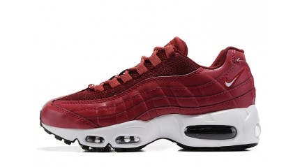 Nike Air Max 95 Wine Red White