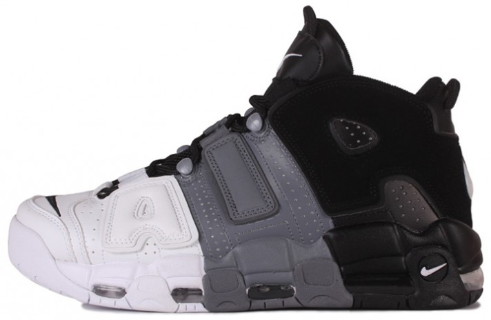 Кроссовки Nike Air More Uptempo 96 Tricolor
