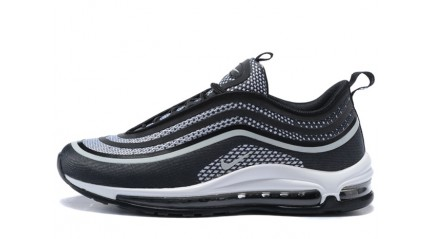 Air Max 97 КРОССОВКИ МУЖСКИЕ<br/> NIKE AIR MAX 97 ULTRA BLACK PURE PLATINUM