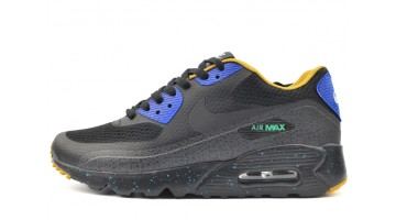 Кроссовки Мужские Nike Air Max 90 Ultra 2.0 Essential Black Blue