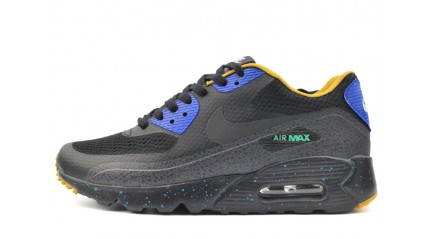 Air Max 90 КРОССОВКИ МУЖСКИЕ<br/> NIKE AIR MAX 90 ULTRA 2.0 ESSENTIAL BLACK BLUE