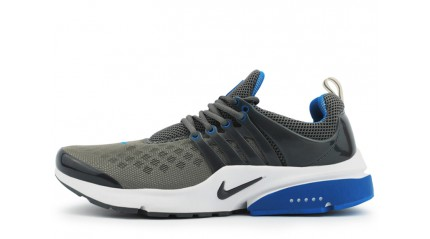 Air Presto КРОССОВКИ МУЖСКИЕ<br/> NIKE AIR PRESTO GRAY BLUE WHITE