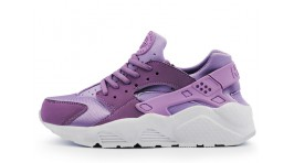 Nike Air Huarache Light Purple сиреневые