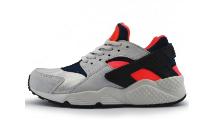 Nike Air Huarache White Hot Lava Blue Legend