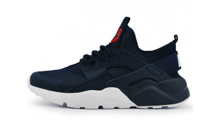 Huarache КРОССОВКИ МУЖСКИЕ<br/> NIKE AIR HUARACHE ULTRA BRED BLUE DARK WHITE