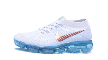 Nike Air VaporMax Explorer Light Summit White Hydrogen Blue