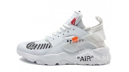 Huarache КРОССОВКИ МУЖСКИЕ<br/> NIKE AIR HUARACHE ULTRA OFF WHITE