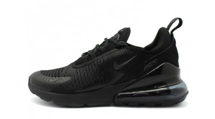 Air Max 270 КРОССОВКИ МУЖСКИЕ<br/> NIKE AIR MAX 270 TRIPLE BLACK