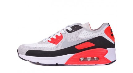 Air Max 90 КРОССОВКИ МУЖСКИЕ<br/> NIKE AIR MAX 90 ULTRA 2.0 FLYKNIT INFRARED