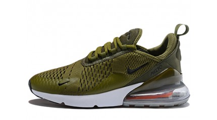Air Max 270 КРОССОВКИ МУЖСКИЕ<br/> NIKE AIR MAX 270 OLIVE MEDIUM GREEN