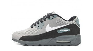 Кроссовки Мужские Nike Air Max 90 Ultra 2.0 Essential Gray Black