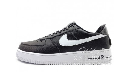 Nike Air Force 1 Low LV8 NBA Pack Black