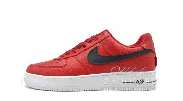 Кроссовки Мужские Nike Air Force Low LV8 NBA Pack Red