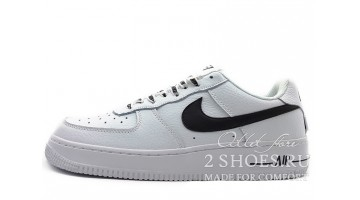 Кроссовки Мужские Nike Air Force Low LV8 NBA Pack White
