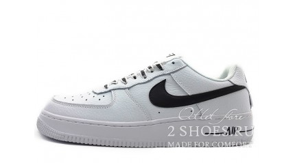 Nike Air Force 1 Low LV8 NBA Pack White
