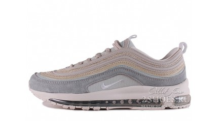 Air Max 97 КРОССОВКИ ЖЕНСКИЕ<br/> NIKE AIR MAX 97 LIGHT PUMICE SUMMIT WHITE