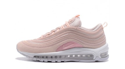 Air Max 97 КРОССОВКИ ЖЕНСКИЕ<br/> NIKE AIR MAX 97 SILT RED PINK WHITE
