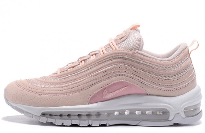Nike Air Max 97 Silt Red Pink White розовые