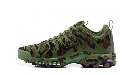 Air Max TN Plus КРОССОВКИ МУЖСКИЕ<br/> NIKE AIR MAX TN PLUS ULTRA ARMY GREEN
