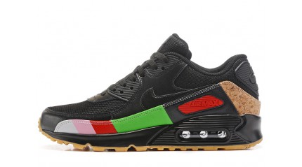 Air Max 90 КРОССОВКИ ЖЕНСКИЕ<br/> NIKE AIR MAX 90 BLACK SEVEN COLOR