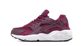 Nike Air Huarache Mulberry Soar Venice бордовые