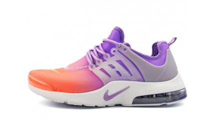 Air Presto КРОССОВКИ ЖЕНСКИЕ<br/> NIKE AIR PRESTO PURPLE ORANGE