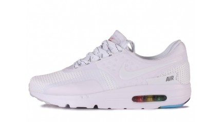 Nike Air Max Zero Be True White