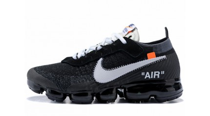 Nike VaporMax Off White Black White Clear