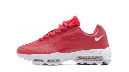 Nike Air Max 95 Ultra Essential Red White красные