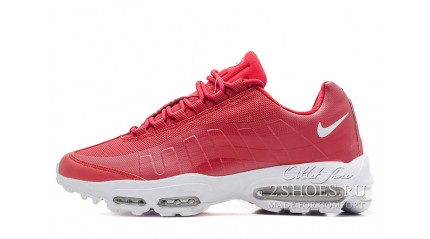 Nike Air Max 95 Ultra Essential Red White