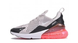 Nike Air Max 270 Light Bone Black бежевые
