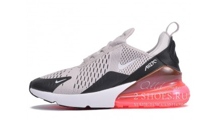 Air Max 270 КРОССОВКИ МУЖСКИЕ<br/> NIKE AIR MAX 270 LIGHT BONE BLACK