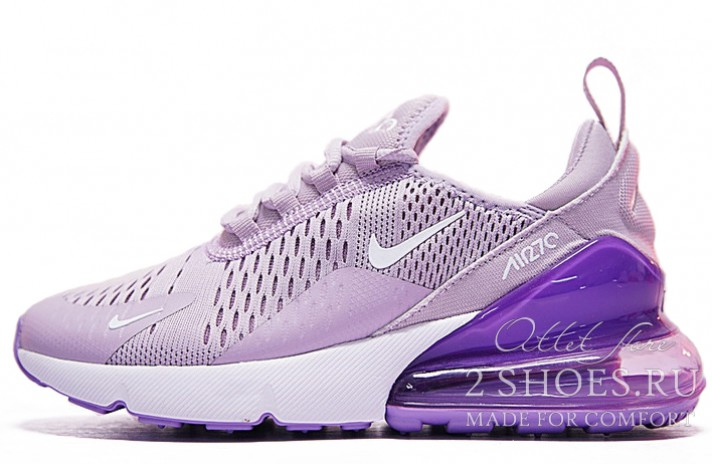 Кроссовки Nike Air Max 270 Elemental Rose