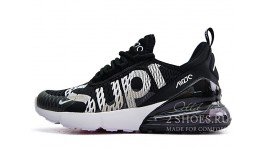 Nike Air Max 270 Supreme Black черные