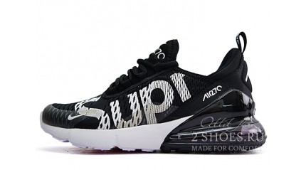 Air Max 270 КРОССОВКИ МУЖСКИЕ<br/> NIKE AIR MAX 270 SUPREME BLACK