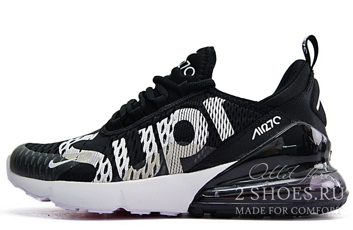 Кроссовки Nike Air Max 270 Supreme Black