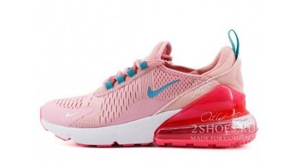 Air Max 270 КРОССОВКИ ЖЕНСКИЕ<br/> NIKE AIR MAX 270 PINK DUAL