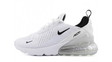 Кроссовки женские Nike Air Max 270 White Classic
