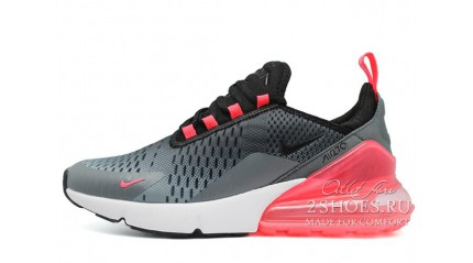 Air Max 270 КРОССОВКИ ЖЕНСКИЕ<br/> NIKE AIR MAX 270 GRAY PINK
