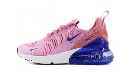 Air Max 270 КРОССОВКИ ЖЕНСКИЕ<br/> NIKE AIR MAX 270 LIGHT LILAC BLUE