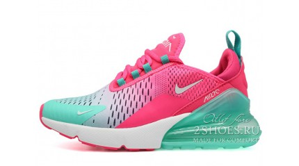 Air Max 270 КРОССОВКИ ЖЕНСКИЕ<br/> NIKE AIR MAX 270 PINK MINT