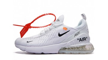 Кроссовки Мужские Nike Air Max 270 Off White