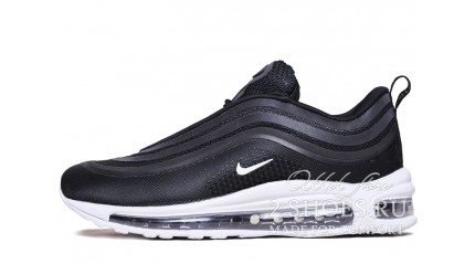 Air Max 97 КРОССОВКИ МУЖСКИЕ<br/> NIKE AIR MAX 97 ULTRA BLACK WHITE