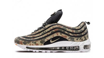 Air Max 97 КРОССОВКИ МУЖСКИЕ<br/> NIKE AIR MAX 97 COUNTRY CAMO GERMANY