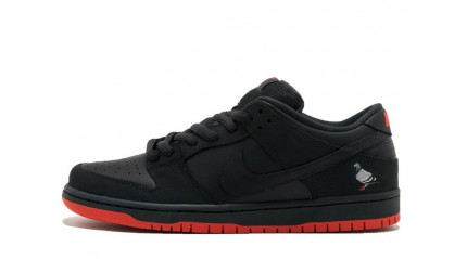 Dunk КРОССОВКИ МУЖСКИЕ<br/> NIKE DUNK LOW SB PRO NYC PIGEON SIENNA BLACK